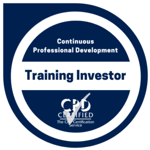 Training Investor Badge CPD Courses